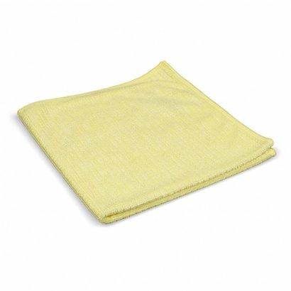 Pack of 5 x ''Quadri'' 39 x 39 cm yellow