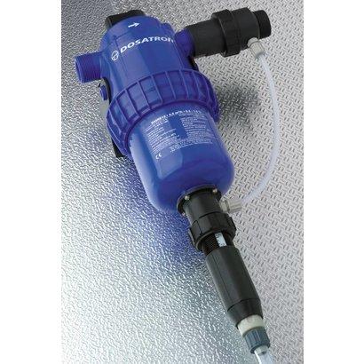 Pompa dosatrice regolabile da 0,2 a 1,5% con iniezione esterna