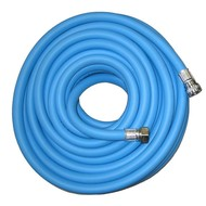 Food hose with couplings