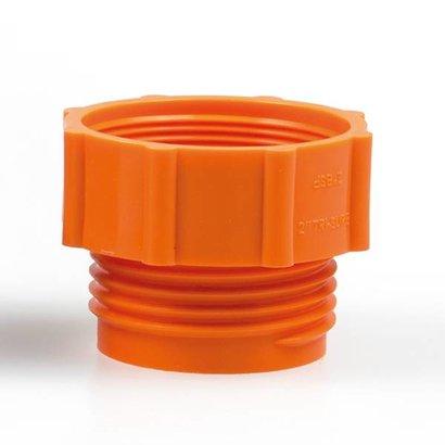 Adapter für Hebepumpe - orange