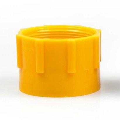 Adaptor syphon pump yellow