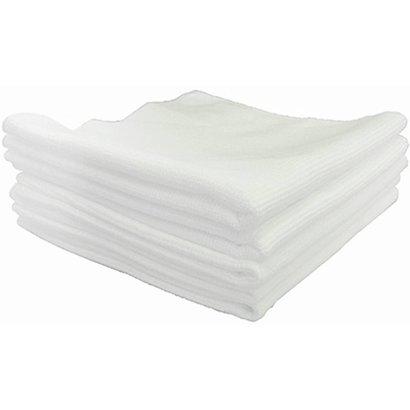 Beutel 5 x Tricot Luxe 40 x 40 weiß