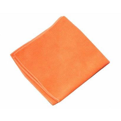 Zakje 5 x Tricot Luxe 40 x 40 oranje