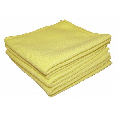 Beutel 5 x Tricot Luxe 32 x 30 cm gelb