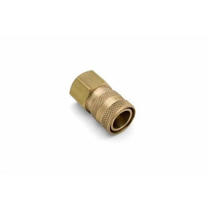 Quick coupling brass M17*150 for telescopic lances 3 and 5 m
