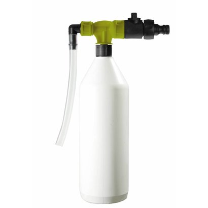 PORTADOZ Portable filling system for bottles - yellow