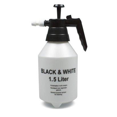 Black & White 1,5 l (white tank)