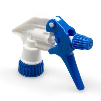 Tex-Spray Wit / Blauw met aanzuigbuisje van 17 cm