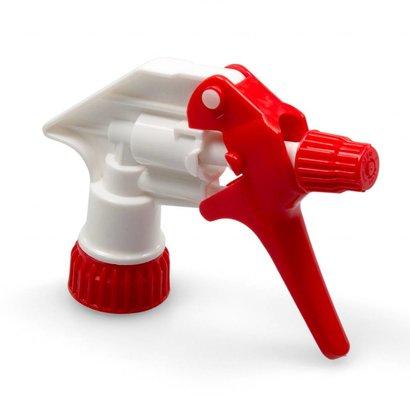 Tex-Spray Wit / Rood