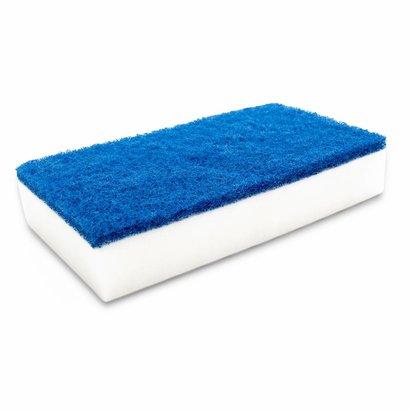 COMPRIMEX ręczny pad z melaminy z niebieskim zaczepem (5 sztuk)