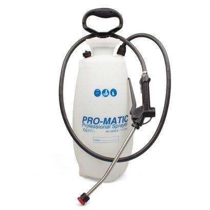 Pro-Matic 11.4 l PREMIUM - inox lans 450 mm