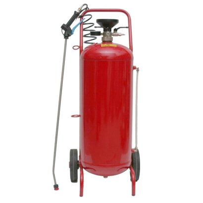 Spray-matic 50 L staal