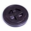 Schroefdeksel + ring voor Bucket Filter