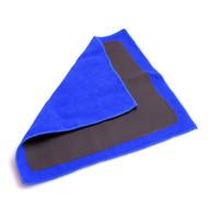Nanex  mikrofibra z gumową powłoką polimerową 30 x 30 cm ciemnoniebieskia średni NEUTRALNY BOX