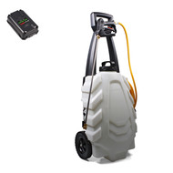 SAMOURAI Electric sprayer 30L on trolley-1 BATT
