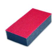 Zakje 4 x POWER Sponge HD rood/zwart