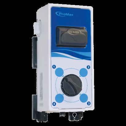 Afvulstation met knop 4 l/min | 4 producten