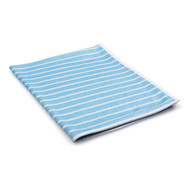 Zakje 1 x Bamboe microvezeldoek 48 x 36 cm blauw