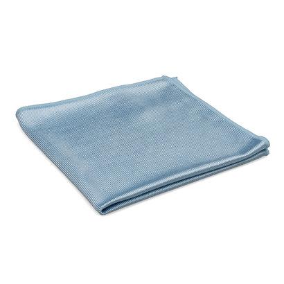 Top-Glas 40 x 40 cm blauw DUO