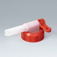 Dispensing tap 13/40 red