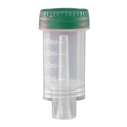 Nakrętka dozująca do butelki / zielona