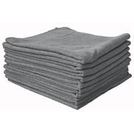 Bag 10 x Tricot FIRST grey 38 x 38 cm