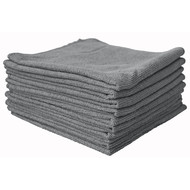 Zakje 10 x Tricot First 38 x 38 cm grijs