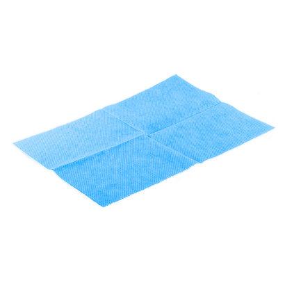Zakje 25x Lavette Super HACCP 50 x 35 cm blauw