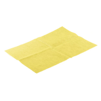 Beutel 25x Lavette Super HACCP 50 x 35 cm gelb
