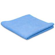 Microfasertuch ''Tricot Luxe'' blau 32 x 30
