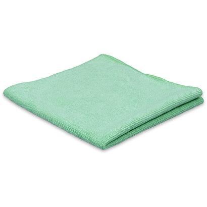Microvezeldoek Tricot Luxe 40 x 40 cm groen