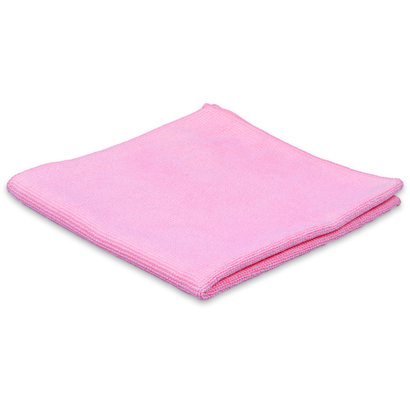 Microfasertuch ''Tricot Luxe'' rosa 40 x 40 cm