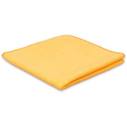 Microfasertuch ''Tricot Luxe'' orange 40 x 40 cm