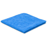 Tricot Soft 40 x 40 cm blue