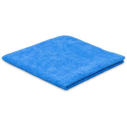 Tricot Soft 40 x 40 cm blauw