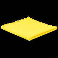 Zakje 10 x Tricot FIRST geel 38 x 38 cm