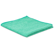 Pack of 10 x Tricot FIRST green 38 x 38 cm