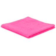 Pack of 10 x Tricot FIRST fuchsia 38 x 38 cm
