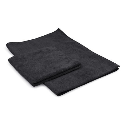 Microvezeldoek MAXI-BLACK 40 x 85 cm zwart