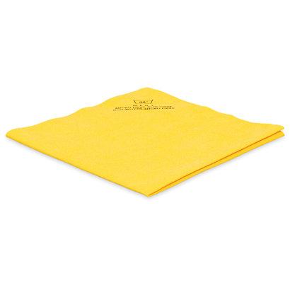 Mikrofasertuch Non-Woven 40 x 38 cm gelb 5 Stück