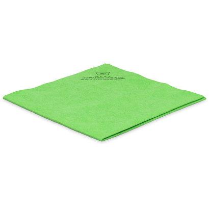 Mikrofasertuch Non-Woven 40 x 38 cm grün 5 St.