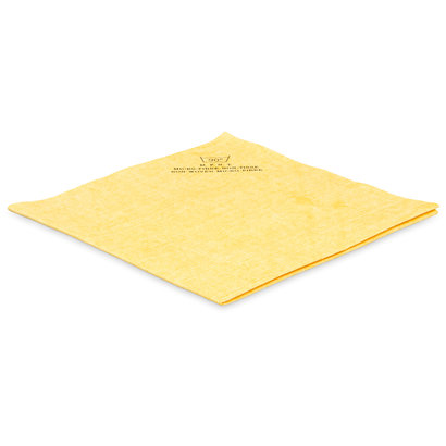 Beutel 5 x Non Woven Mikrofasertuch 40 x 38 cm gelb - ECO