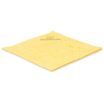 Non woven mikrofibra 40 x 38 cm żółta - ECO (zgrzewka 5 szt.)