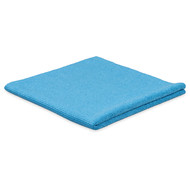 Pack of 5 x Microfibre cloth Tricot Laser Auto 40 x 40 cm blue