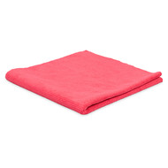 Pack of 5 x Tricot Laser Pro 38 x 38 cm red