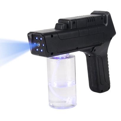 Czarny zamgławiacz Neon na baterię