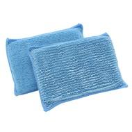 Beutel 10 x DUO-Schwamm blau 14 x 9 cm
