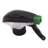 Misto Spray nero / verde