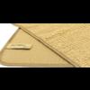 Beutel 5 x WAVE cloth Gold 36 x 36 cm