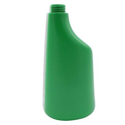 600 ml butelka z polietylenu / zielona